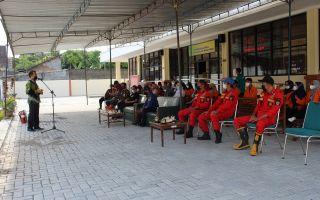 PA Boyolali Gelar Pelatihan Pemadaman Kebakaran dan Bimbingan Tata Cara Penanggulangan Bahaya Kebakaran