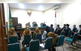 Sidak Pasca Lebaran oleh PTA Semarang