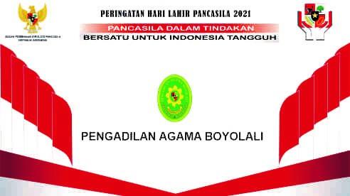 Peringatan Hari Pancasila 2021